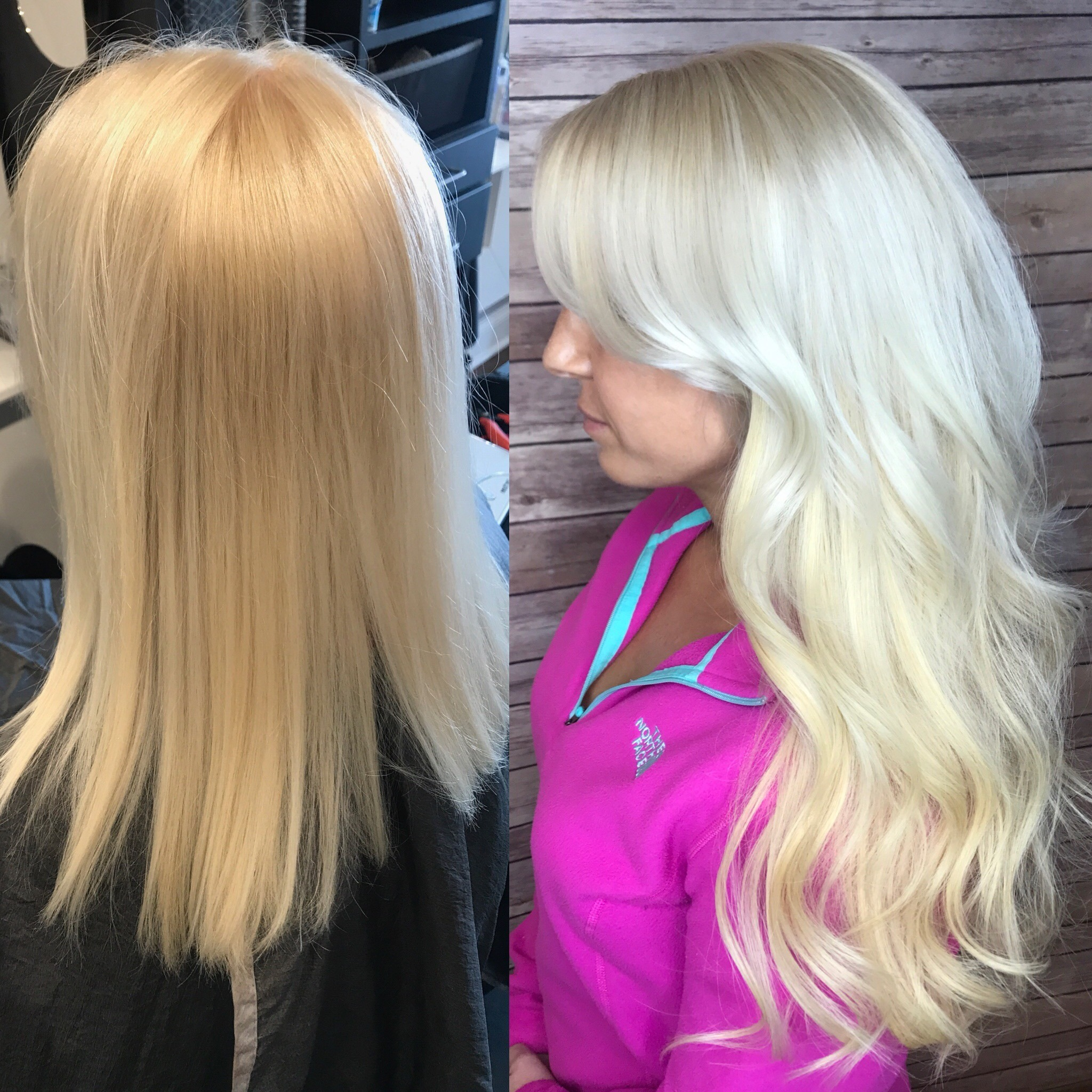 Keratin Bond Hair Extensions Avian Salon And Spa