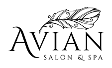 Spa Services logo at Avial Salon and Spa