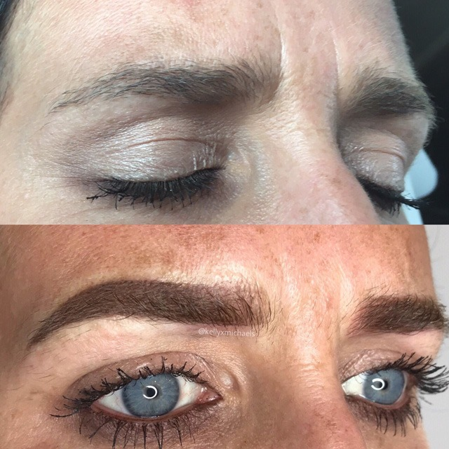 Microblading by Kelly